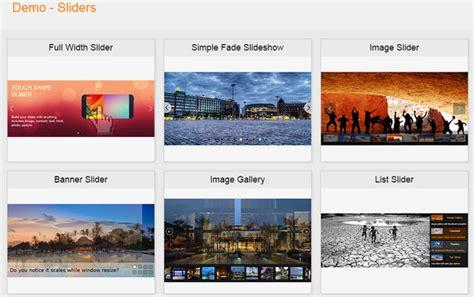 bootstrap layout gallery 免费幻灯片和滑块基于bootstrap 网站建设 厦门网站建设
