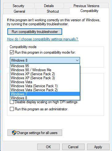 install windows 10 compatibility report fix bluestacks failed to install on windows 10
