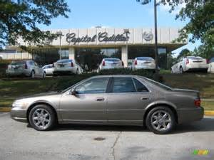 2001 Cadillac Sts 2001 Bronzemist Metallic Cadillac Seville Sts