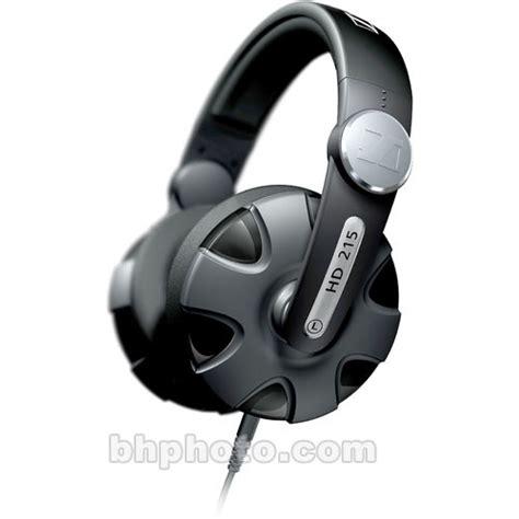 Headset Sennheiser Hd 215 sennheiser hd 215 stereo dj headphones hd215 b h photo
