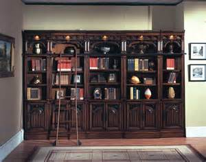 Sauder Bookcase Parker House Barcelona Library Bookcases Bar420 430 6