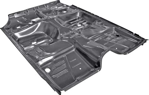 Floor Pan by 1963 Chevrolet Impala Parts Panels Floor Pans