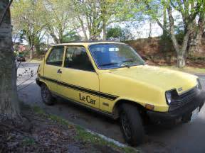 1980 Renault Lecar Wiki Renault 5 Upcscavenger
