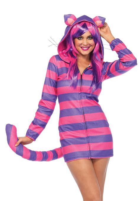 cat costume s cozy cheshire cat costume