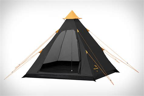 backyard teepee tent easy c tipi tent uncrate