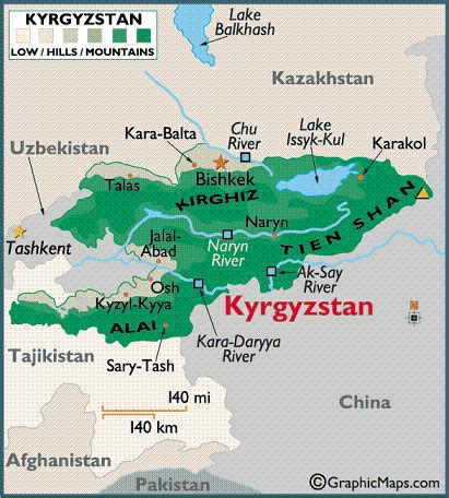 violence in kyrgyzstan, government toppled | the