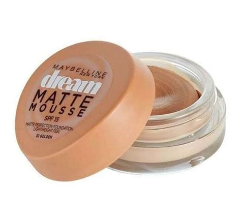 Maybelline Matte Mousse Foundation maybelline jade matte mousse foundation priyoshop shopping in bangladesh
