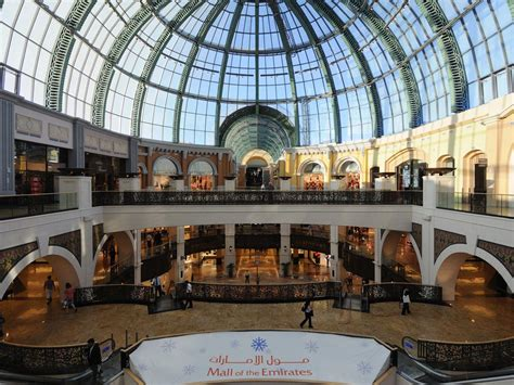 emirates mall mall of the emirates dubai map timings address