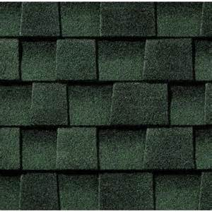 home depot roof shingles gaf timberline shadow green lifetime