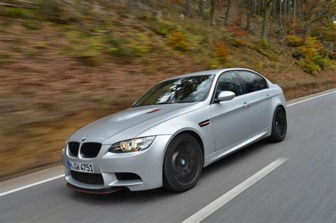 Bmw M3 Crt by Bmw M3 Crt Saloon Review And Pictures Evo