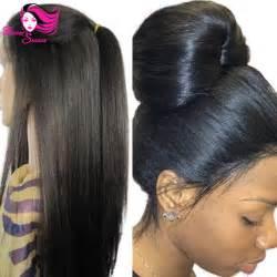 Lace wigs light yaki brazilian virgin hair full lace human hair wigs