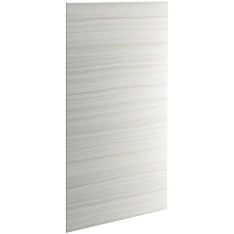 bathroom wall paneling home depot kohler choreograph 0 3125 in x 48 in x 96 in 1 piece