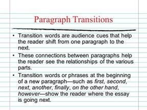 Transition Words For Essays Between Paragraphs by Cohesive Devices Coherence In Writing Means Achieving A Consistent Relationship Among Parts