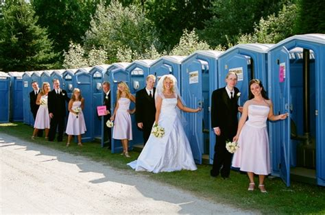 How Many Wedding Porta Potties Will You Need on Your Big Day?