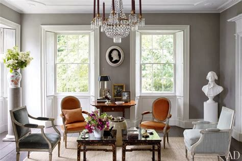 New Home Interior Design: An Elegant Federal Style Country