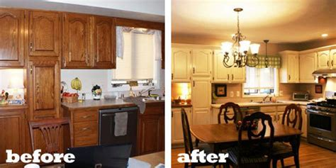 cheap kitchen makeover ideas before and after renovation inspiration 10 kitchen before afters
