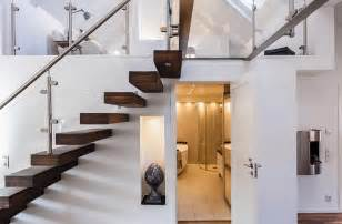 Hgtv Bathroom Decorating Ideas Bathroom Under Stairs Design Home Design
