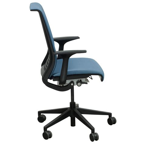 Think Chair Steelcase by Steelcase Think Used Conference Chair Light Blue National Office Interiors And Liquidators