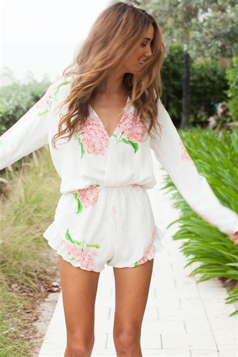8 Rompers For Summer by Top 25 Floral Rompers Playsuits For Summer 2018