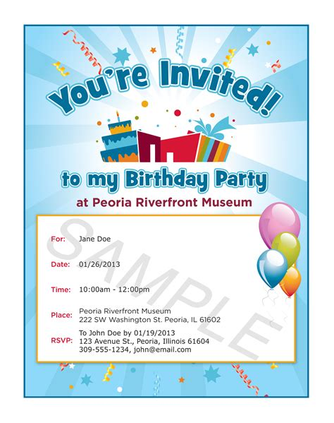 invitation information template invitations invitation templates