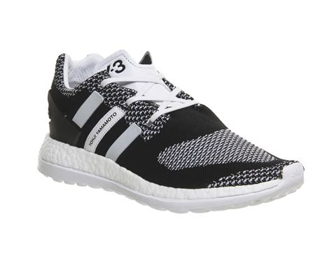 adidas y3 pure boost simple adidas y3 shoes men pure y3 boost zg knit white
