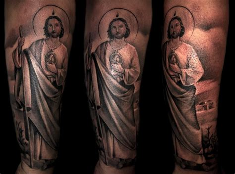 san judas tattoos san judas jude yelp