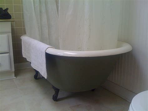 Painting Clawfoot Tub Painted Clawfoot Tub 75 Flickr Photo