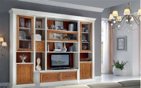 mobili di lorenzo pareti attrezzate classiche arredamenti di lorenzo napoli