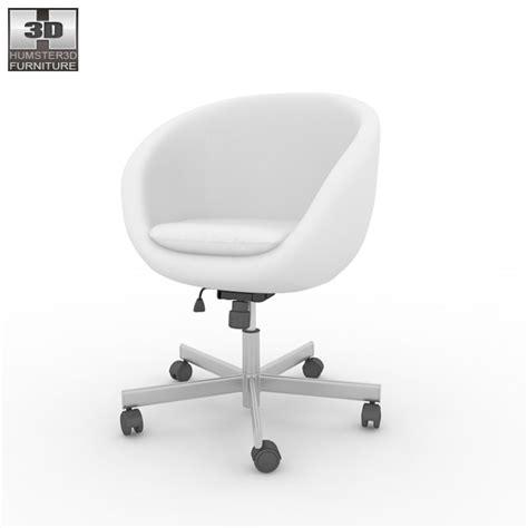 skruvsta swivel chair review ikea skruvsta swivel chair 3d model hum3d