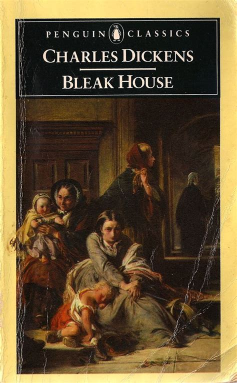 dickens bleak house bleak house charles dickens literature pinterest