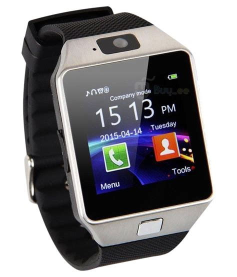 bluetooth smart watch life like dz09 bluetooth smart watch silver buy life