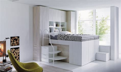 Walk In Closet Bed by Smart Space Saving Bed Hides A Walk In Closet Underneath
