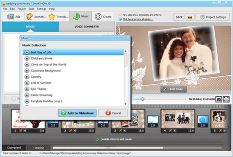 Wedding Anniversary Slideshow Ideas by How To Make A Wedding Anniversary Slideshow Ideas Tips