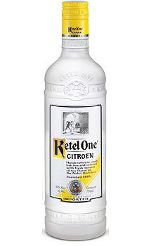 Ketel One Citroen by Ketel One Citroen Vodka