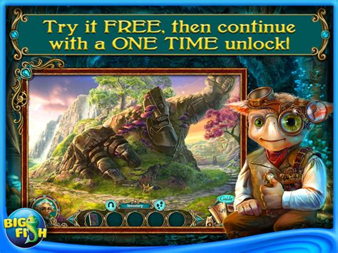 get the big fish games app easily find all the best nearwood collector s edition gt ipad iphone android mac