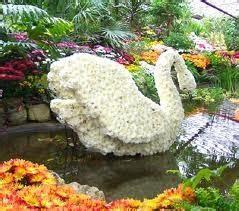 swan topiary swan flower topiary topiaries swans