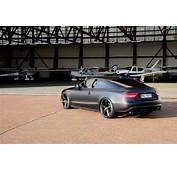 Avus Performance Audi A5 Coupe Matte Black Img 3  It's