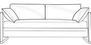 sit sofa vector graphic sofa seat sit furniture
