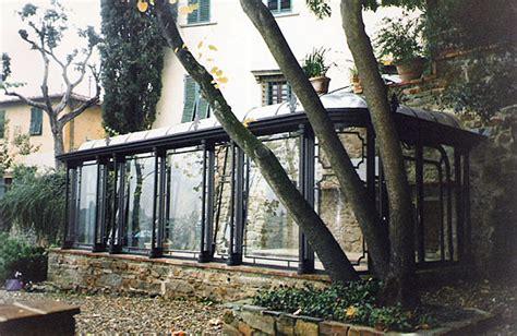 giardino d inverno terrazza giardino d inverno in terrazza tettoia in alluminio per