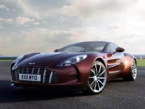 Aston Martin One Aston Martin One 77 Specs 2009 2010 2011 2012