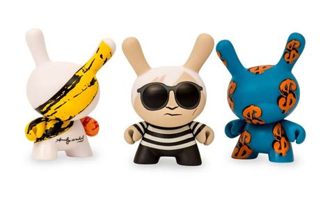 Kid Robot by Kidrobot Honors Andy Warhol With New Toys Highsnobiety