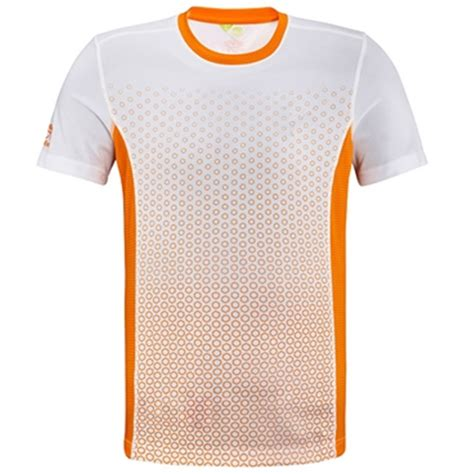 design a dri fit shirt mens dri fit running shirts with sublimation printing blue