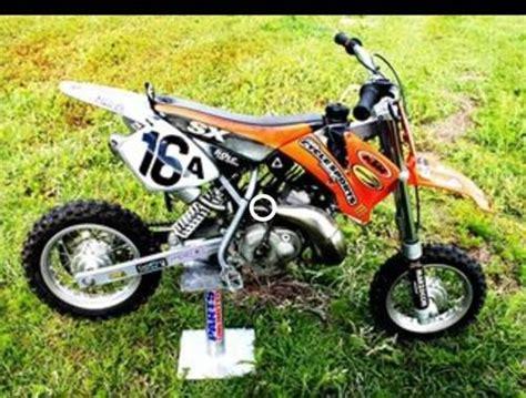 Ktm Parts Pro Sell Ktm Pro Sr 50 Motorcycle In Port Florida