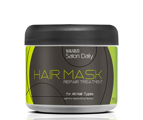 Makarizo Salon Daily Hair Mask 500gr salon daily hair mask 500 g makarizo store