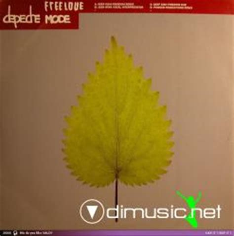 deep dish depeche mode mix depeche mode freelove deep dish mixes dp001 2001 12