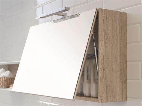 specchi bagno contenitori specchio a parete con contenitore per bagno 45 specchio