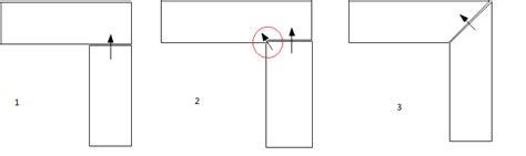 Decoupe Plan De Travail Angle 3782 by Explication Sur Les Profils De D 233 Coupe Pour Assemblage