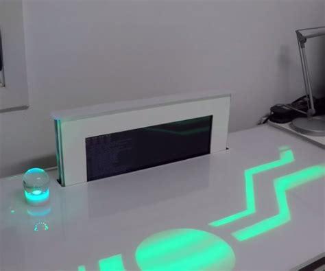 futuristic computer desk futuristic raspberry pi desk computer pidesk