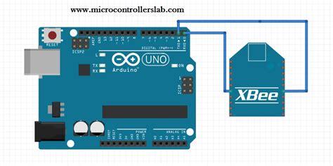 tutorial arduino zigbee zigbee interfacing with arduino