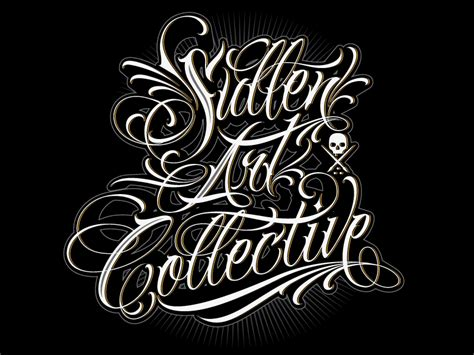 tattoo lettering wikipedia sullen art collective by catrin valadez dribbble